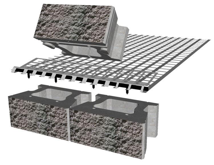 преимущества геосинтетиков в подпорных стенах